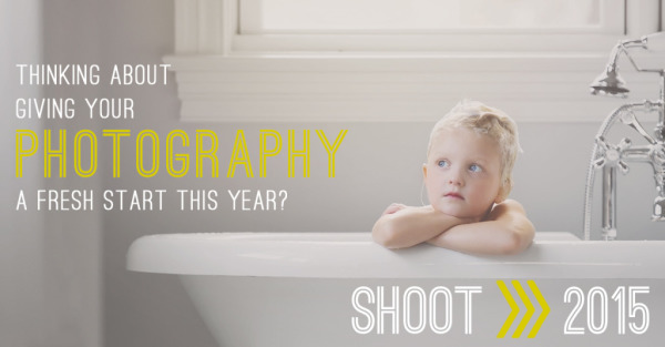 SHOOT 2015: A pro online photography course for taking better family photos