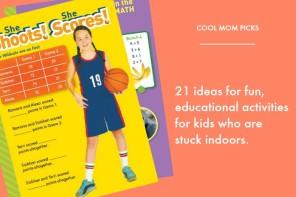 21 ideas for fun, educational indoor activities for grade school kids
