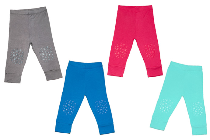 Baby pants made just for all-star crawlers