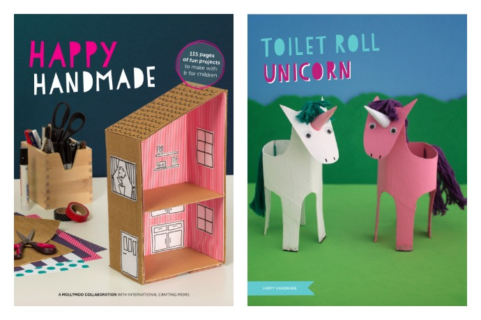 Happy Handmade: The super-fun, super doable new craft e-book for kids.