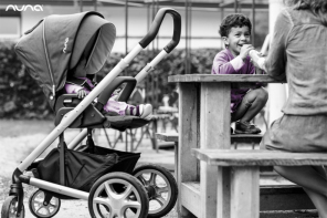 Nuna MIXX stroller: a swanky, sturdy recliner on wheels