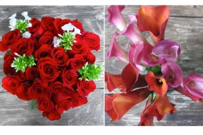 Good reason to order your Valentine's Day flowers now from The Bouqs