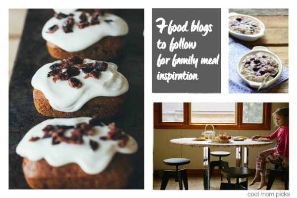 7 of the best food blogs to follow for family meal inspiration