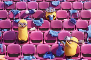 Web coolness: The Minions take on the big game, Last minute Super Bowl recipes, and #ThisGirlCan