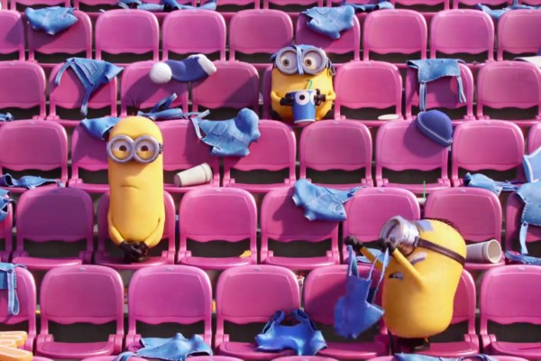 Minions Movie Superfans Commercial