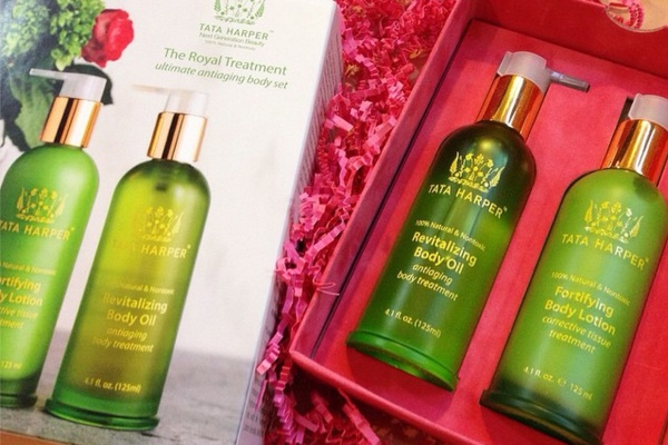 Tata Harper Rejuvenating Body Oil Review (spoiler: amazing!)