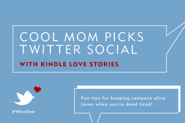 Join us for a Valentine's Day Twitter Social with Kindle Love Stories