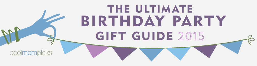 Birthday Party Gift Guide 2015