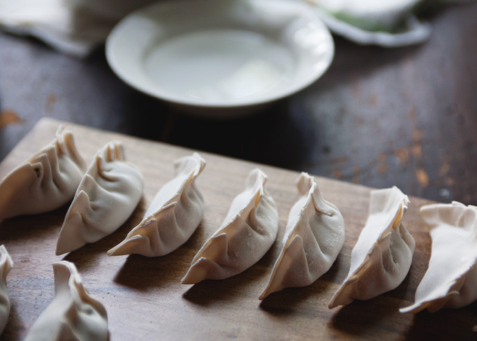 Easy dumpling recipes for Chinese New Year that kids can help make. We predict a very tasty Year of the Sheep.