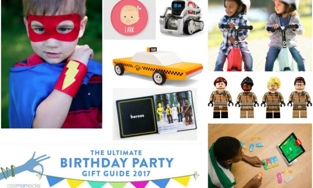The Ultimate Birthday Party Gift Guide is back, newly updated for 2017!