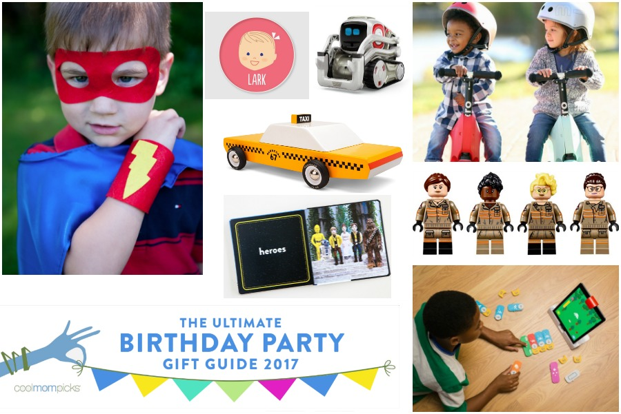 The Ultimate Birthday Party Gift Guide 2015
