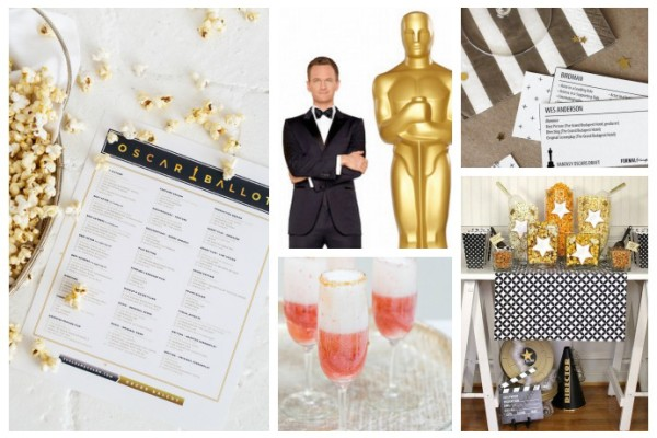 Best Oscars party tips, easy recipes, fun printables | Cool Mom Picks