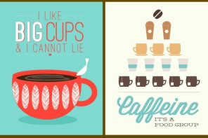 A life without coffee? Unimaginable.