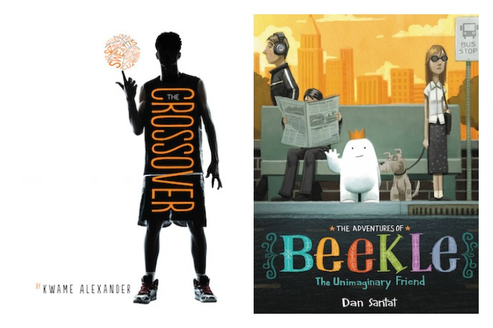The 2015 Caldecott and Newbery medal winners are here. More great reading for all!