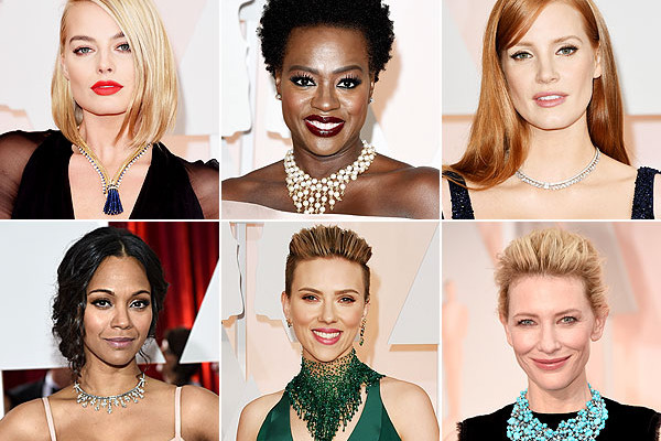Oscars Jewelry: how to steal these looks for less