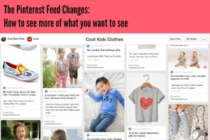 The Pinterest feed changes: How to see more of what you want to see. And why you'll never see all of it.