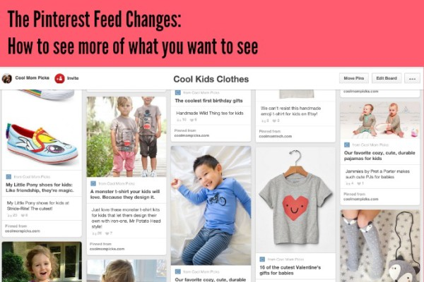 Pinterest feed changes: How to see more of what you want to see (and why you can't see it all)
