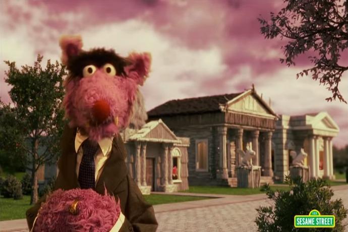 House of Bricks: The hilarious Sesame Street House of Cards parody