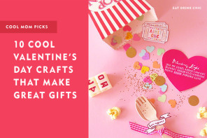 10 easy Valentine's Day crafts that make cool DIY gifts: Valentines Day Gift Guide