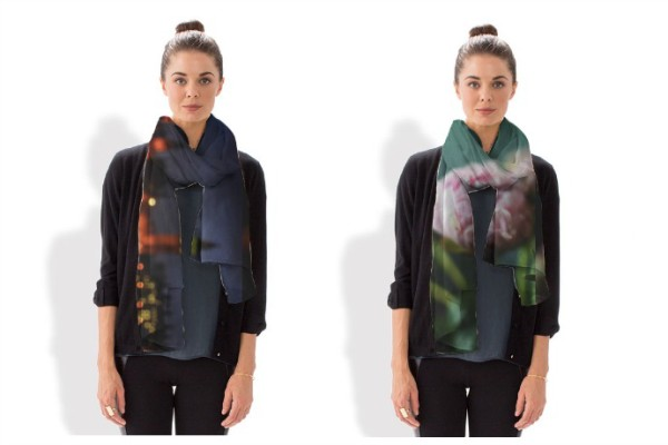 VIDA scarves by Karen Walrond support an amazing cause