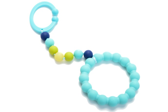 Teething toys so beautiful, they're like your baby's first accessory.
