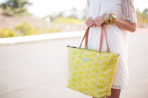 The cool new diaper bags from the Petunia Pickle Bottom Mod Collection