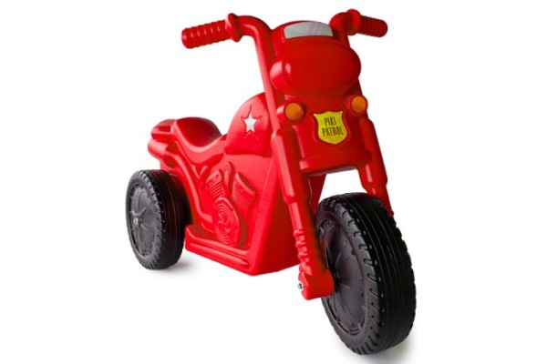 Piki Piki Tricycle in Red