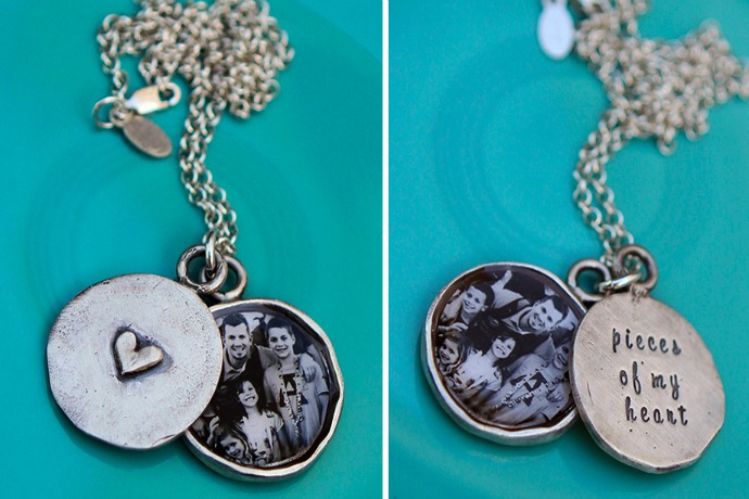 Gorgeous personalized Mother's Day jewelry and keepsakes all under $75