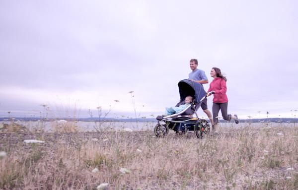 Burley Solstice stroller