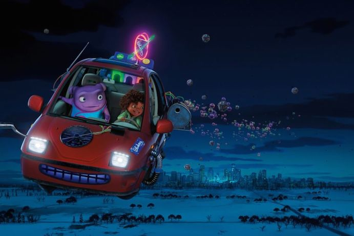 DreamWorks' Home movie review: That time an alien and a girl took a worldwide roadtrip