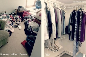 The Konmari Method: Does it work for families?