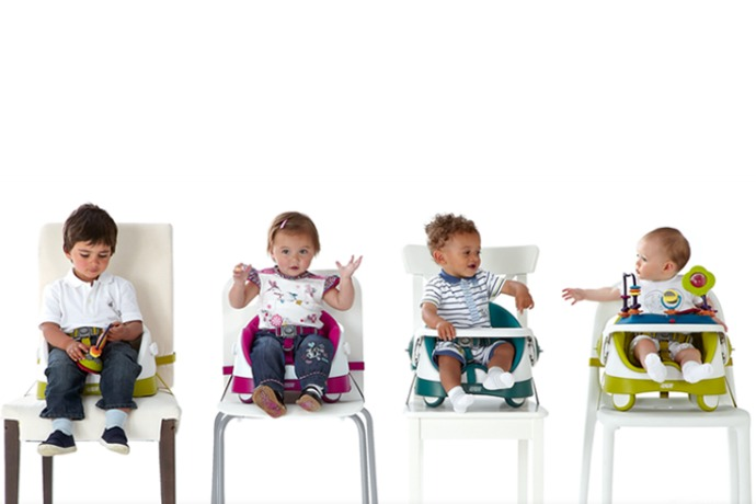 The baby booster seat you'll be sad to outgrow.