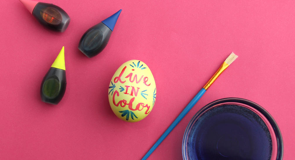 How to dye Easter eggs with food coloring and get just the right shade? Ask the experts.