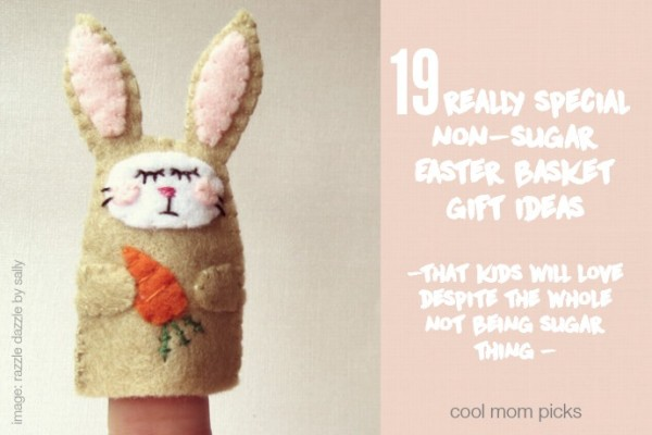 19 really special non-sugar Easter basket gift ideas for kids | Cool Mom Picks
