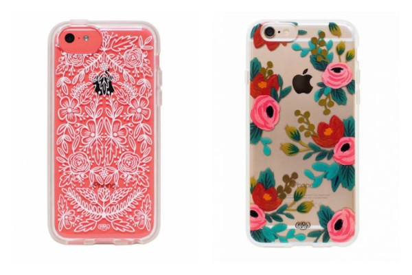 Gorgeous iPhone cases from Rifle Paper Co