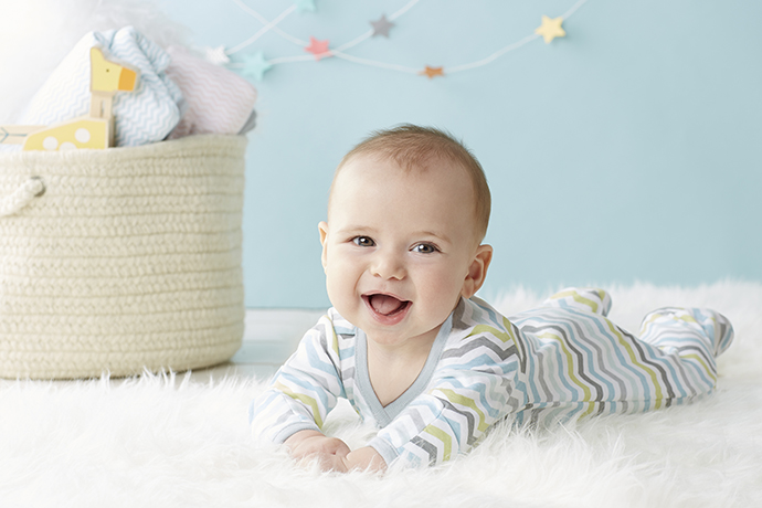 A sweetly affordable new layette collection from none other than Skip Hop. (What took them so long?)