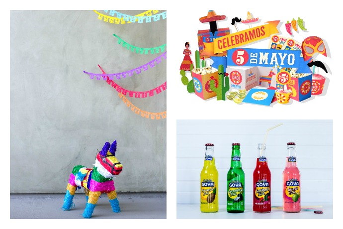 Throw a family-friendly fiesta with these quick and easy Cinco de Mayo party ideas
