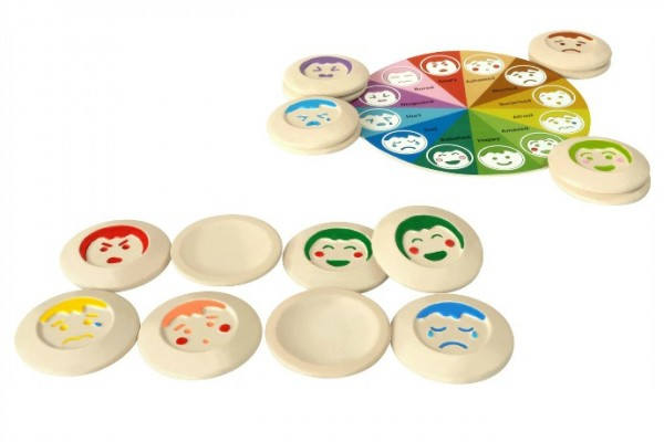 My Mood Memo by Plan Toys