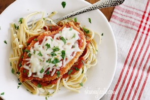 Skinny comfort food recipes that gently ease you into healthier eating