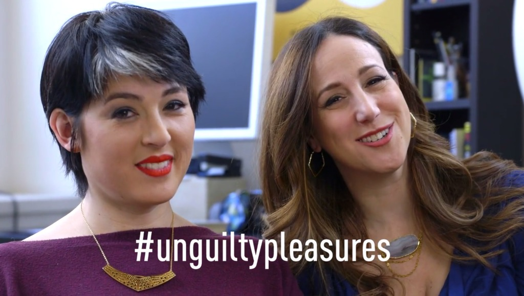 Introducing #UnguiltyPleasures, a new video series starring… us!