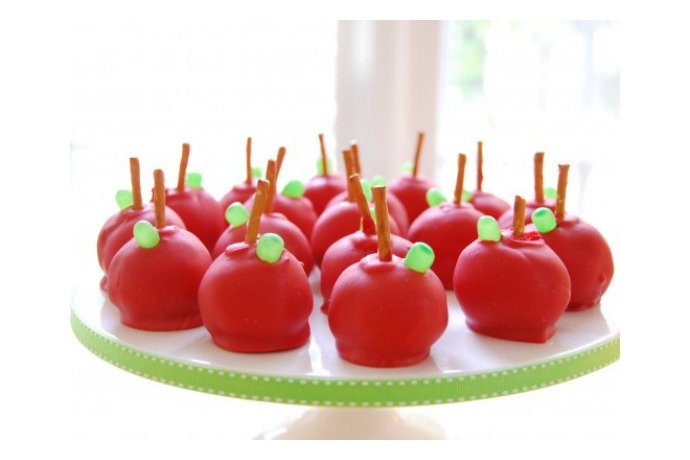 Say thank you with these yummy edible gifts for Teacher Appreciation Day.