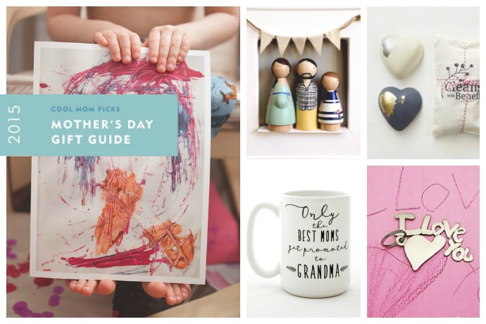 Announcing our 2015 Mother's Day Gift Guide! Whoo!