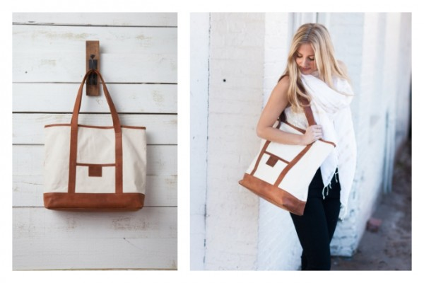 The new FashionABLE tote gives back to other women in need