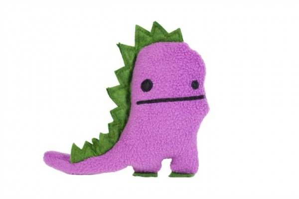 Fun dinosaur gifts for girls and boys who love purple from Nawi Kids
