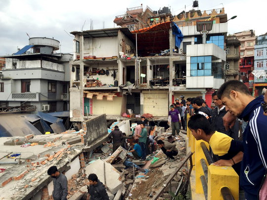 The Nepal Earthquake: What you can do to help the victims