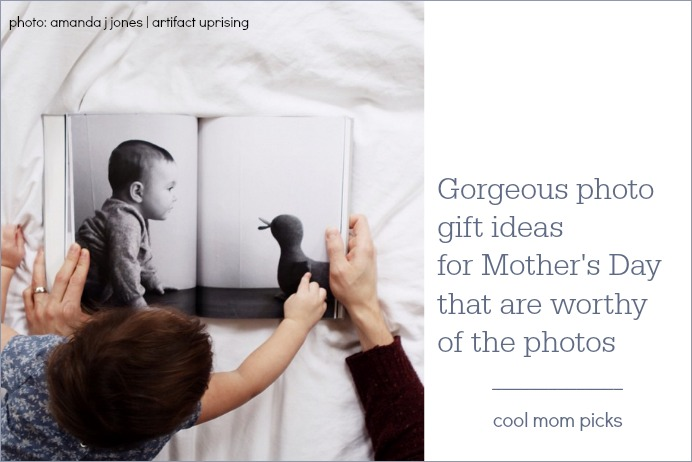 5 gorgeous photo gifts for Mother's Day that are worthy of the photos