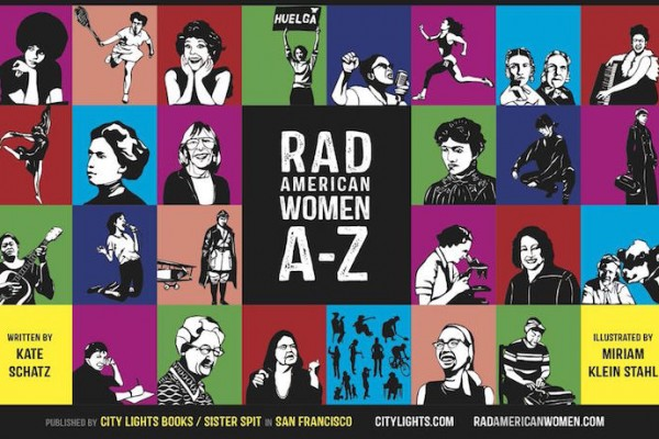 RAD American Women by Kate Schatz and Miriam Klein Stahl