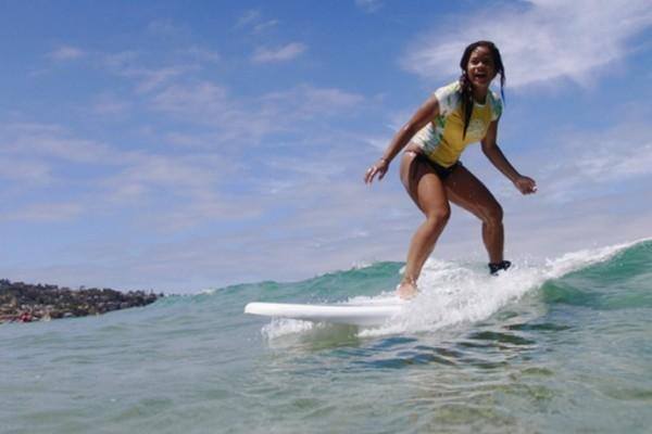 Cool summer camps for kids: Surf Diva surf camp