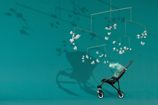 Van Gogh Bugaboo special edition stroller. Wow.