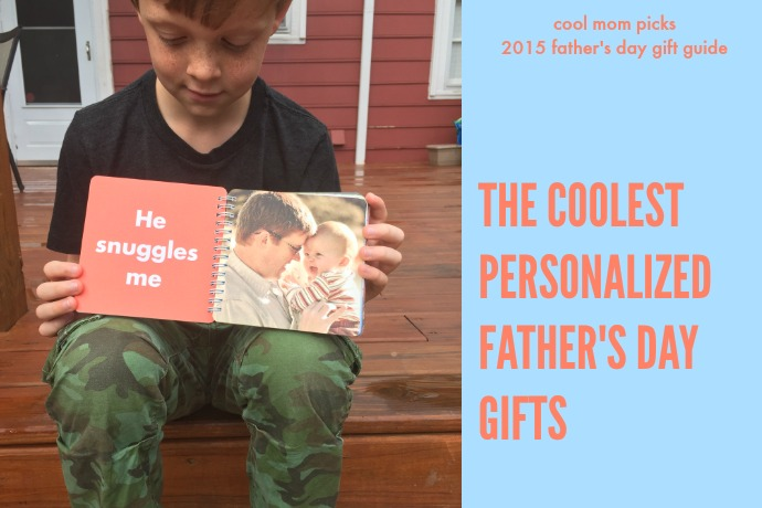 12 of the coolest personalized Father's Day Gifts: Father's Day Gift Guide 2015